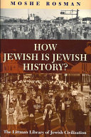 How Jewish is Jewish History