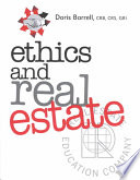 Ethics and Real Estate Book