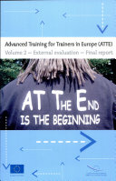 Advanced Training for Trainers in Europe  ATTE