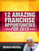 12 Amazing Franchise Opportunities For 2015