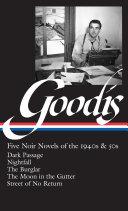 David Goodis: Five Noir Novels of the 1940s & 50s (LOA #225) Pdf/ePub eBook