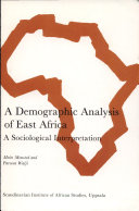 Pdf A Demographic Analysis of East Africa