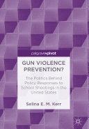 Gun Violence Prevention