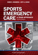 Sports Emergency Care Book PDF