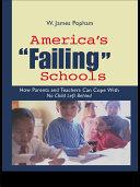 America s Failing Schools