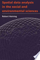 Spatial Data Analysis In The Social And Environmental Sciences Book PDF