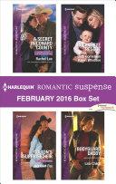 Harlequin Romantic Suspense February 2016 Box Set