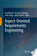 Aspect Oriented Requirements Engineering Book