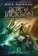 Lightning Thief  The  Percy Jackson and the Olympians  Book 1