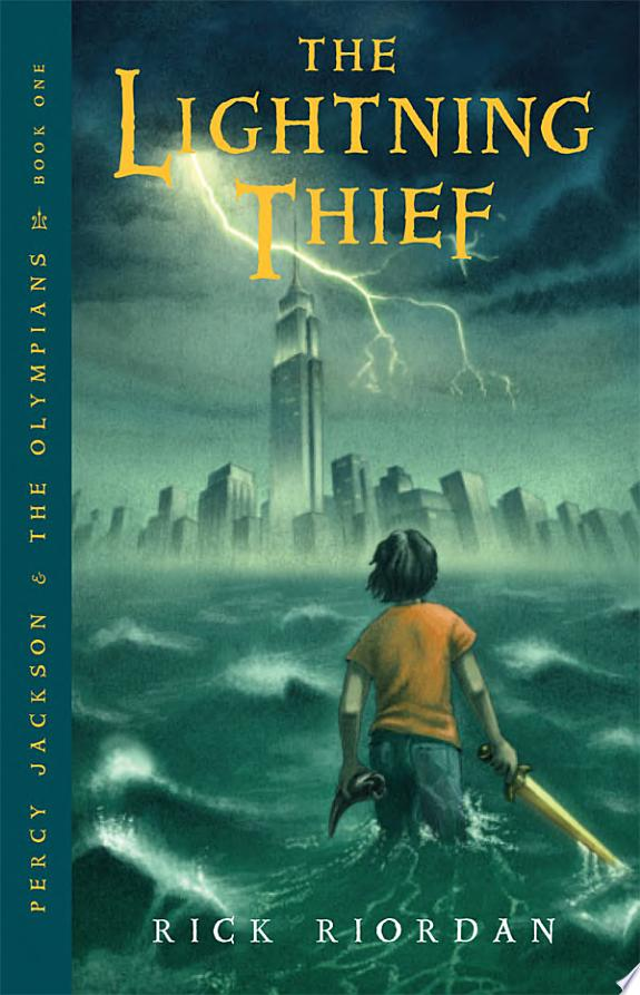 Lightning Thief, The (Percy Jackson and the Olympians, Book 1) image