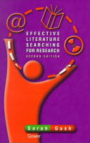 Effective Literature Searching For Research