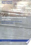 Qualitative Comparative Analysis (QCA) und Fuzzy Sets