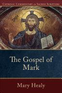 The Gospel of Mark (Catholic Commentary on Sacred Scripture) Pdf/ePub eBook