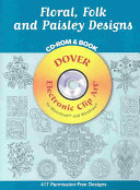 Pdf Floral, Folk and Paisley Designs