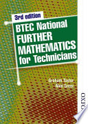 Further Mathematics for Technicians
