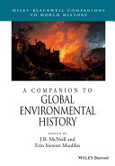 A Companion to Global Environmental History [Pdf/ePub] eBook