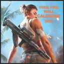 Free Fire Calendar 2021 Book