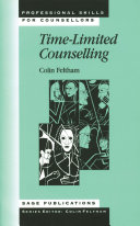 Time Limited Counselling