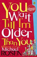 You Wait Till I'm Older Than You! Pdf/ePub eBook