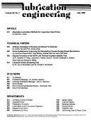 Lubrication Engineering Book