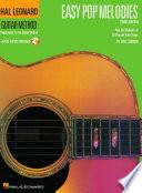 Easy Pop Melodies Book PDF