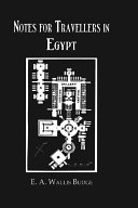 Notes For Travellers In Egypt Pdf/ePub eBook