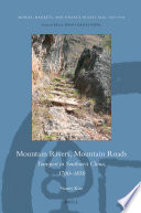 Mountain Rivers Mountain Roads Transport In Southwest China 1700 1850