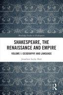 Shakespeare, the Renaissance and Empire [Pdf/ePub] eBook