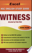 Witness Directed by Peter Weir