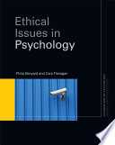 Ethical Issues in Psychology Book