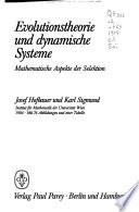 Evolutionstheorie und dynamische Systeme
