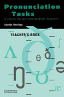 Pronunciation Tasks Teacher s Book