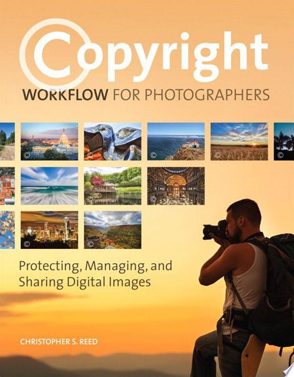 Copyright Workflow for Photographer