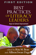 Best Practices of Literacy Leaders Book