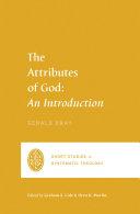 The Attributes of God Pdf/ePub eBook