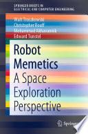 Robot Memetics