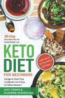 Keto Diet for Beginners Book PDF