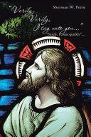 Pdf Verily, Verily, I Say Unto You ...