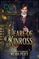 Earl of Kinross
