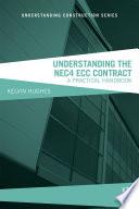 Understanding the NEC4 ECC Contract Book