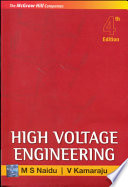 High Voltage Engineering - M  S  Naidu - Google Books