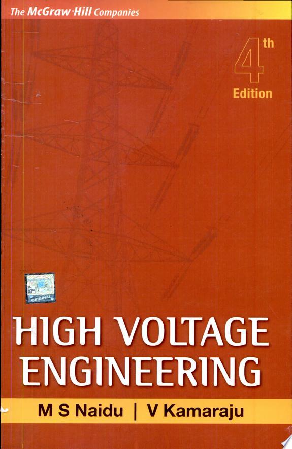 High Voltage Engineering
