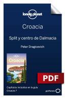 Croacia 7. Split y centro de Dalmacia