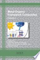 Metal Organic Framework Composites Book