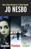 Harry Hole Mysteries 3-Book Bundle Book