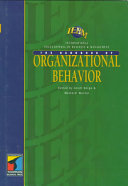 The IEBM Handbook of Organizational Behavior
