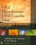 1 2 Thessalonians 1 2 Timothy Titus