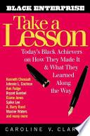 Take a Lesson Book