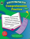 Comprehension Practice  Grade 3