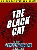 Pdf The Black Cat: A Classic Sexton Blake Adventure Telecharger